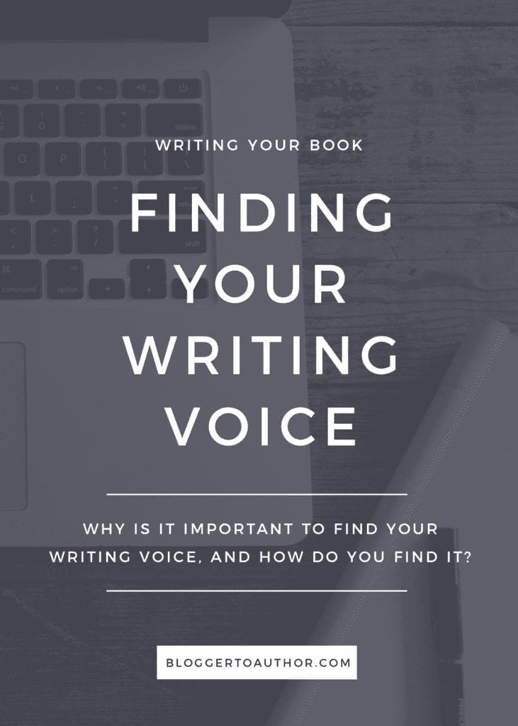 Finding the right voice for your writing or book is tough, but it's so important! Read more about finding your writing voice to connect with your readers.