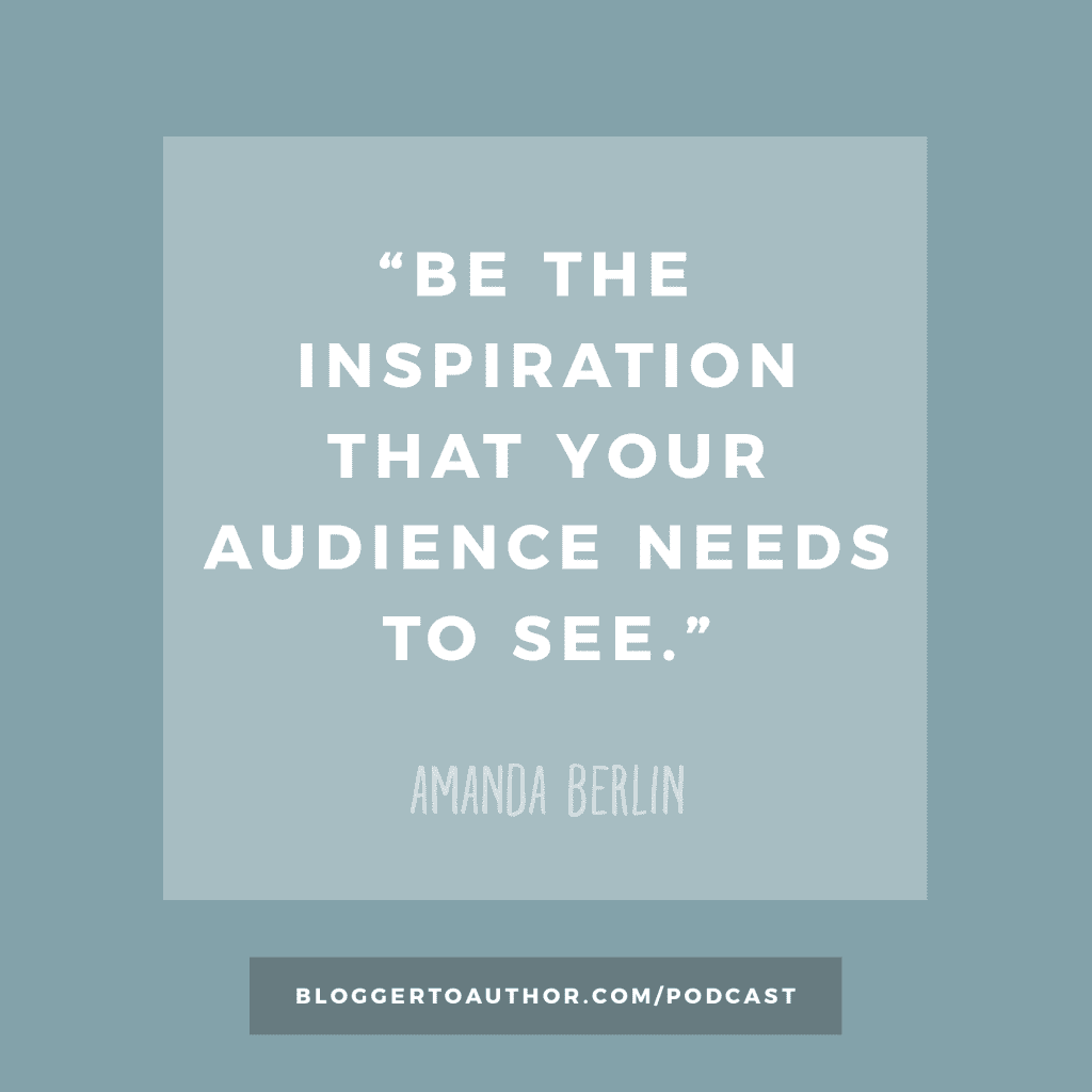Blogger to Author Podcast Episode 36 - The Power of Publicity with Amanda Berlin