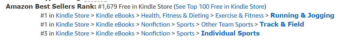 My #1 Amazon Bestseller...and how I did it.