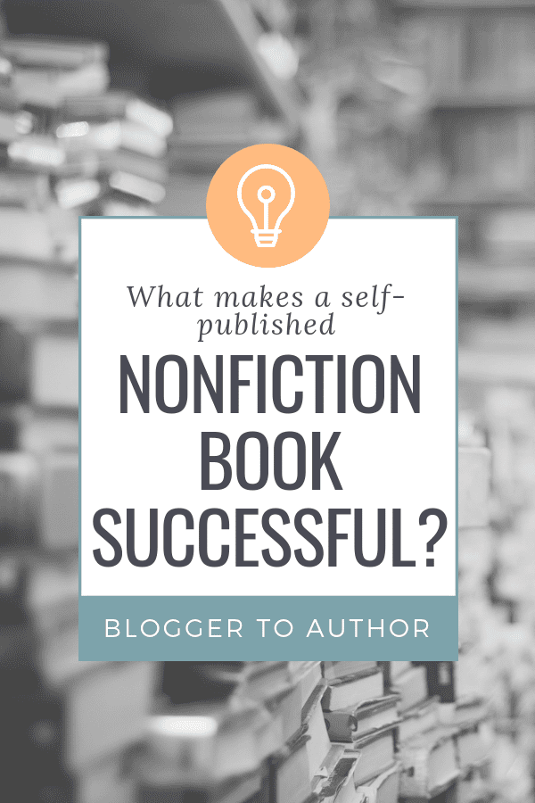 Want to make your nonfiction book a success? Learn what other self-published authors have done to make their nonfiction books popular and profitable.